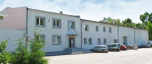 Siedziba firmy ATIC w Świętej Katarzynie przy ul. Żernicka 9