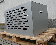 Obudowa aluminiowa produkowana na wymiar